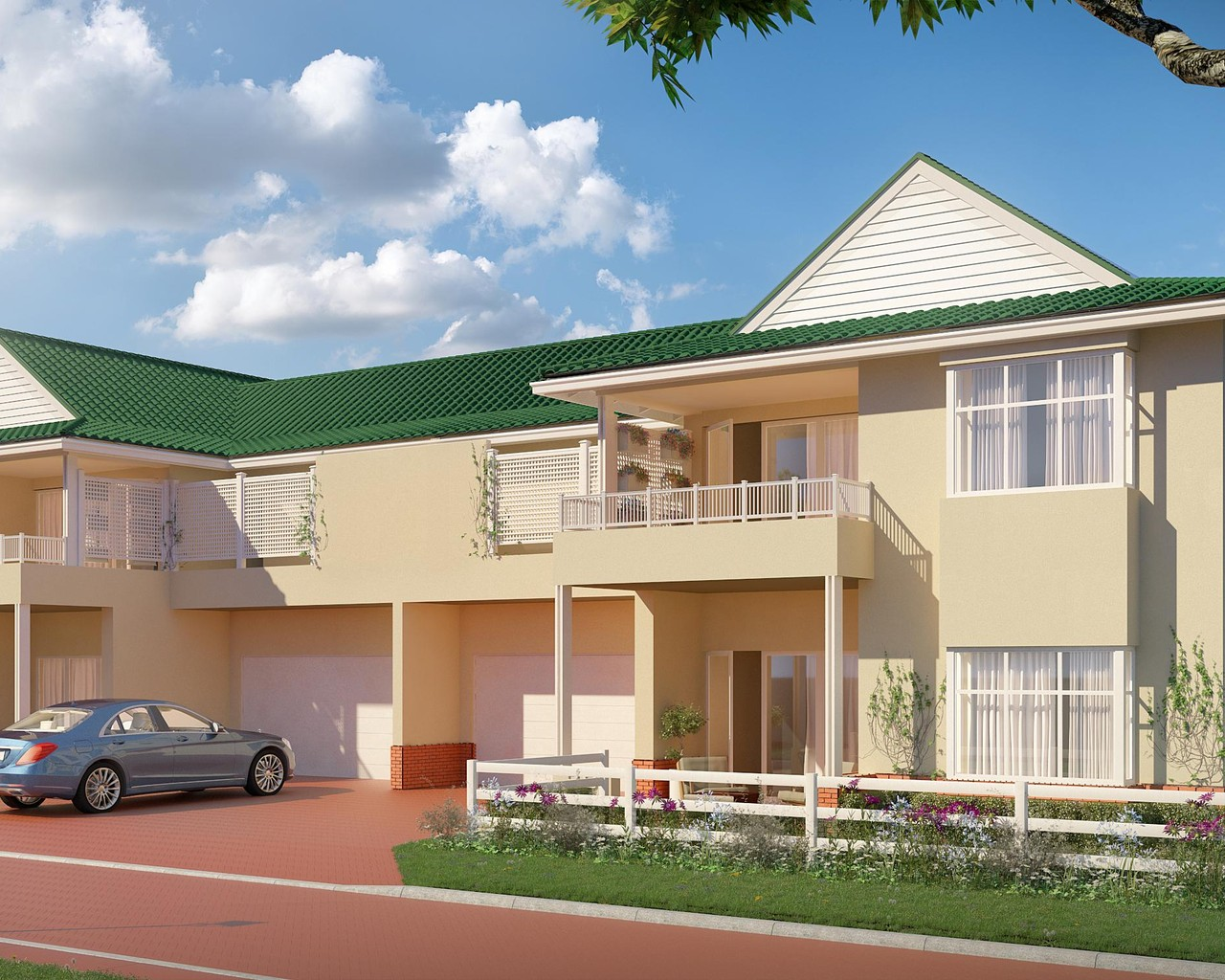 Retirement Estate in Kindlewood Estate | Tyson Properties