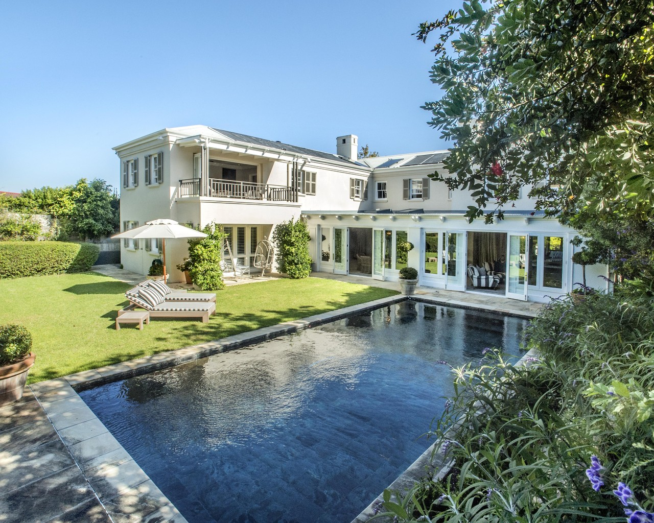 4 Bedroom House For Sale In Constantia Tyson Properties